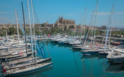 Palma Superyacht show 2019 – Free Network Analysis