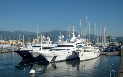 Monaco Reflections